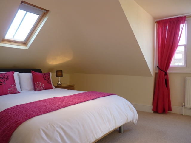 Short stay accommodation Eastbourne