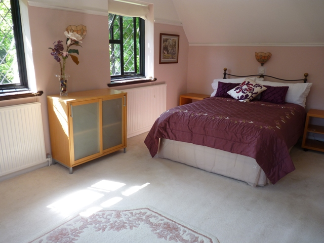 Spinney - master bedroom
