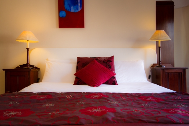 Suite 4 at The Guesthouse East B&B - which has self catering suites