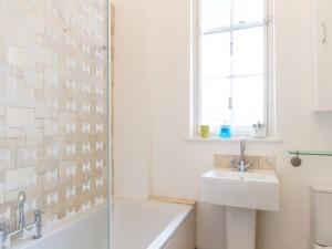 Bathroom in short term accommodation