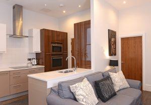 Gresham House living area