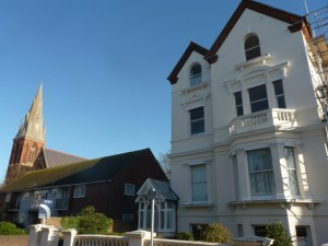 Short stay apartment in central eastbourne