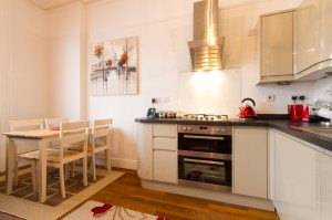apartment in central Eastbourne