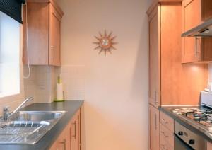Kitchen short let eastbourne