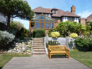 Short stay family home in Sovereign Harbour