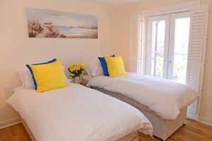 second bedroom serviced apartment sovereign harbour