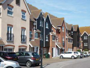 Short stay accommodation for families in Sovereign Harbour