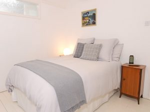 Double room of this beach cottage