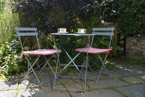 Short stay cottage garden
